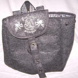 """Taschen - Rucksack """"Paulaner München"""""""