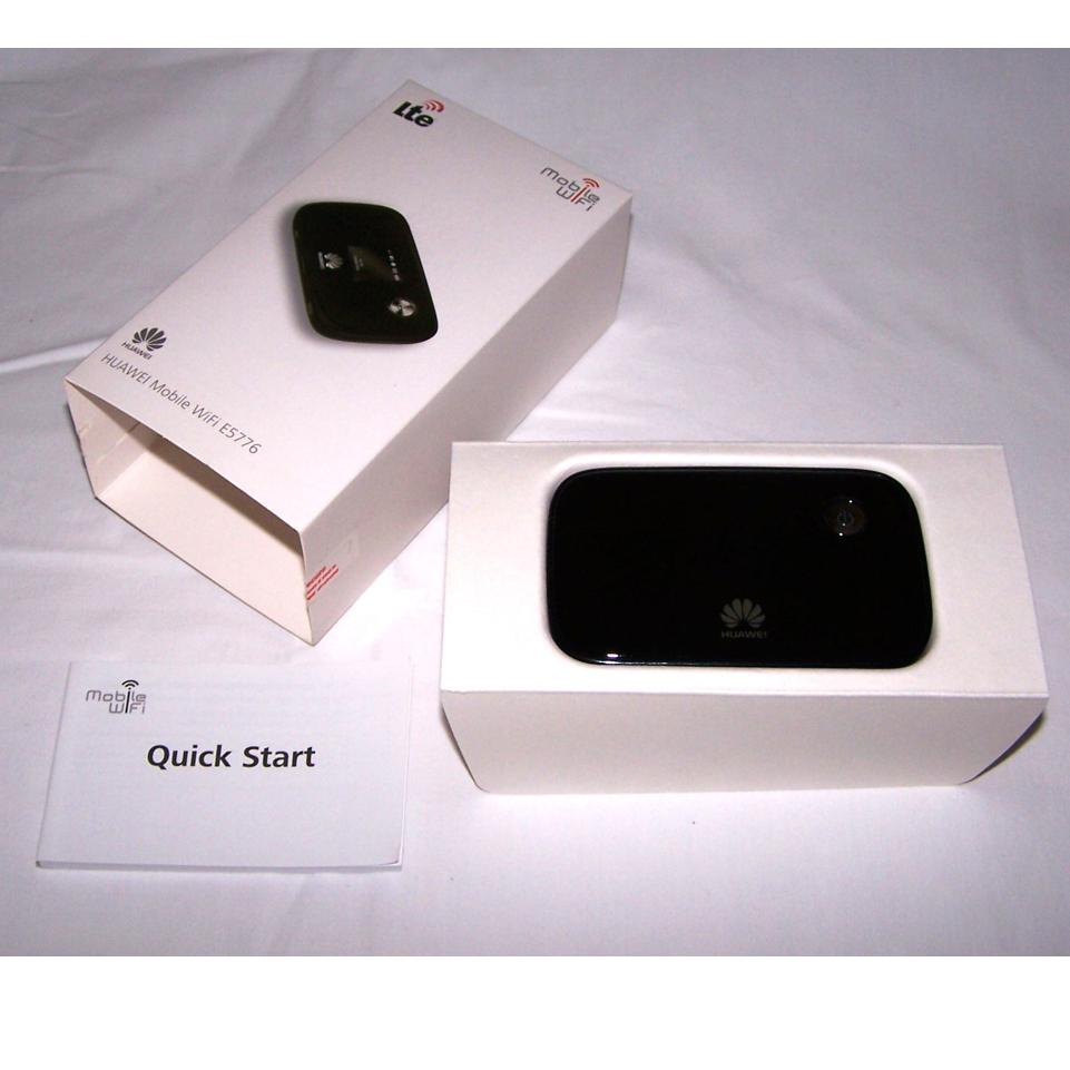 Büro - EDV-IT - Huawei Mobile WiFi Hotspot