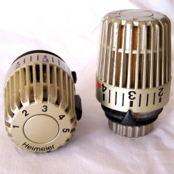 Haushalt - messen & regeln - Heizkörper-Thermostatventile