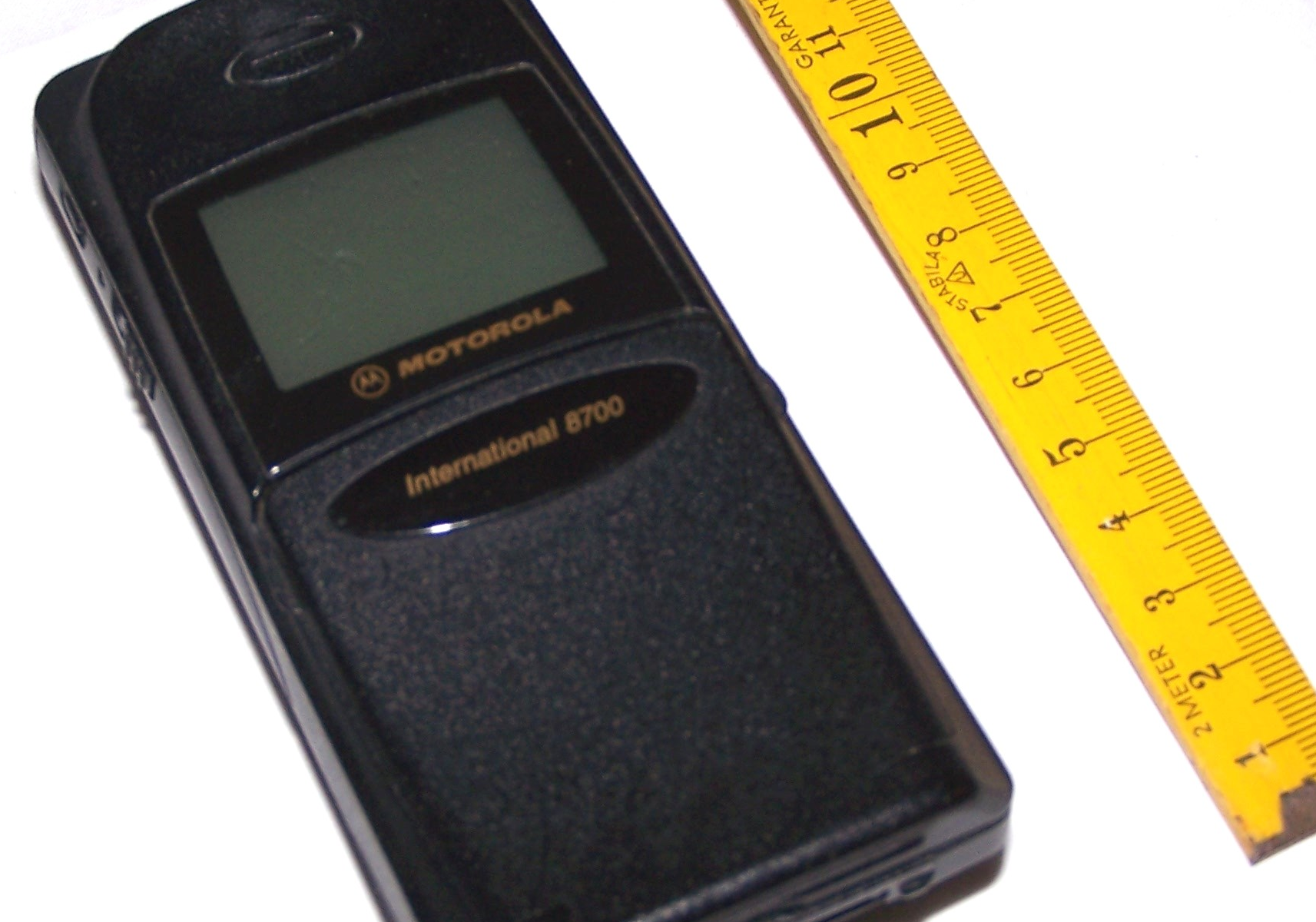 Büro - IT & Kommunikation - Mobiltelefon Motorola International 8700