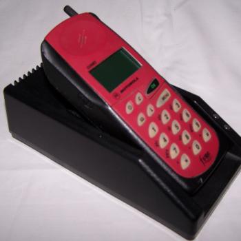 Büro - IT & Kommunikation - Mobiltelefon Motorola Flare mit IntelliCharger