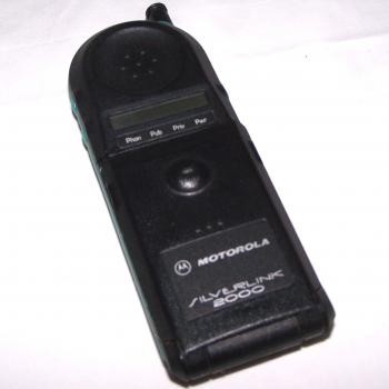 Büro - IT & Kommunikation - Drahtlostelefon Motorola Silverlink 2000