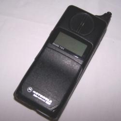 Büro - IT & Kommunikation - Mobiltelefon Motorola Micro TAC