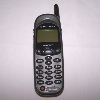 Büro - IT & Kommunikation - Mobiltelefon Motorola Timeport triband