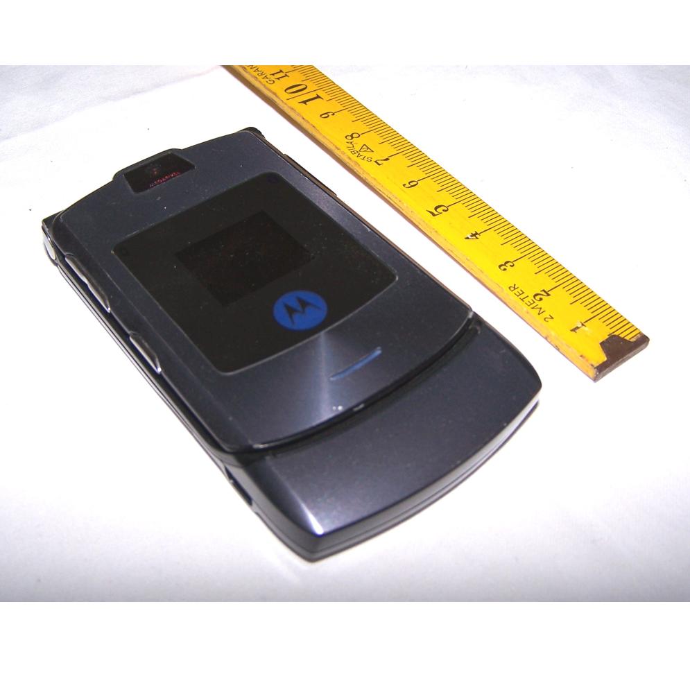 Büro - IT & Kommunikation - Mobiltelefon Motorola Razr V3i