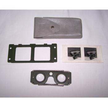 Audio, Video & Foto - Stereoskop Carl Zeiss - Einzelteile