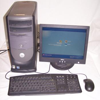 Büro - IT & Kommunikation - Arbeitsplatzrechner Dell Dimension 4400