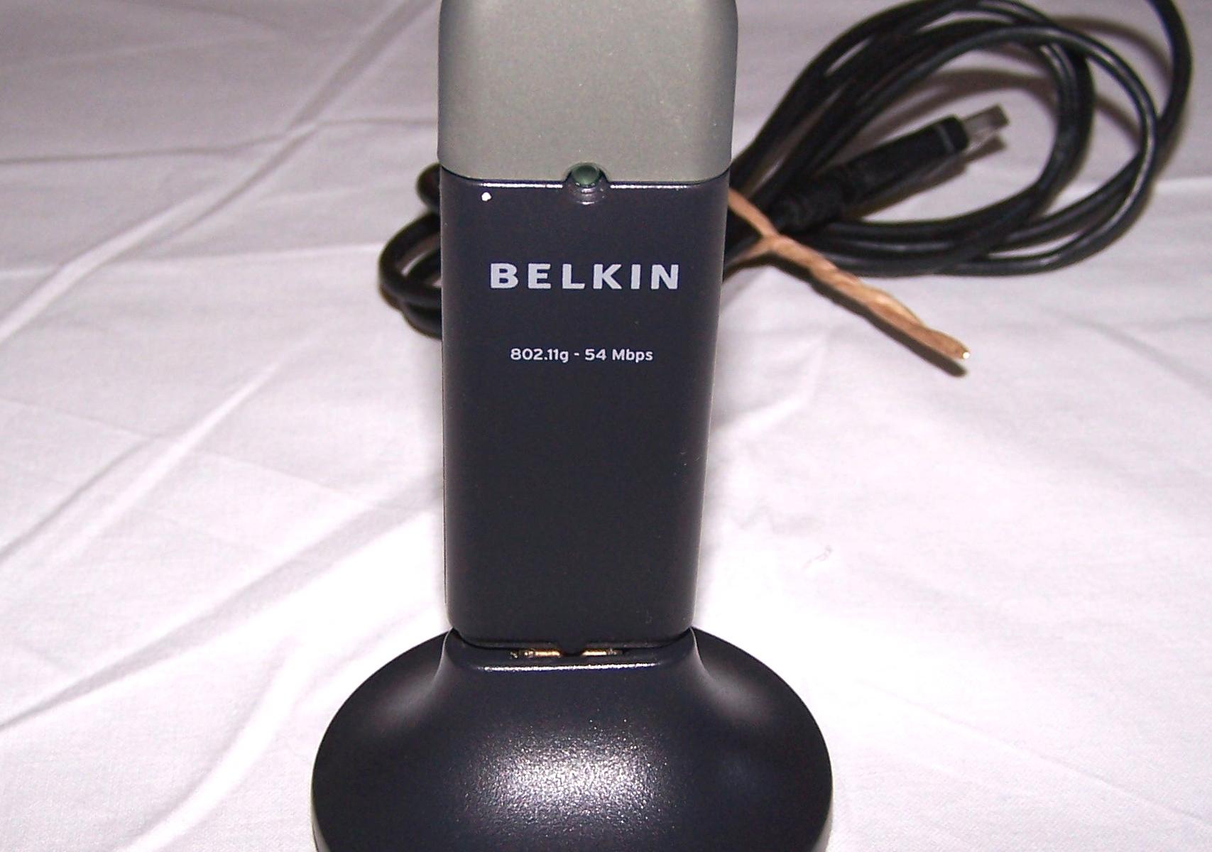 Büro - IT&Kommunikation - Belkin WLAN USB Stick