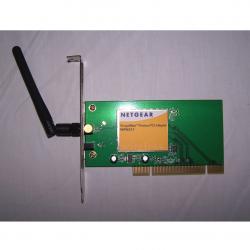 Büro - IT & Kommunikation - Wireless PCI Adapter Netgear
