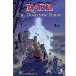 "Literatur - Comics - Karl Band 12 ""The Romantic Rhine"" (englisch) softcover"