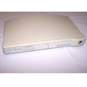 Büro - IT & Kommunikation - 3Com OfficeConnect Ethernet Hub 4