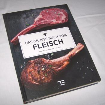 Literatur - Sachbücher - Das große Buch vom Fleisch, Teubner-Verlag