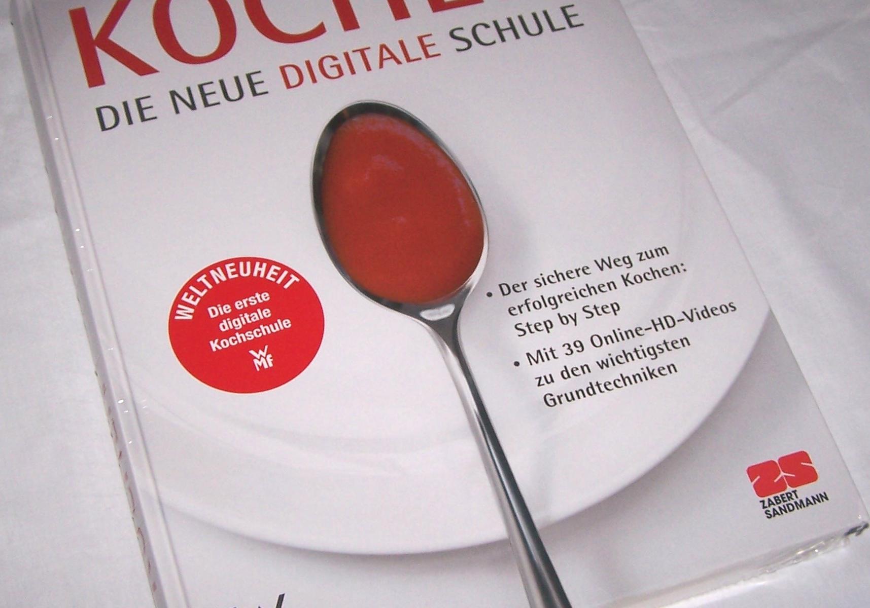 Literatur - Sachbücher - Kochen - Die neue digitale Schule