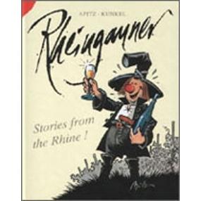 Literatur - Comics - Rheingauner - Stories from the Rhine