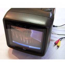 Audio, Video & Foto - Mini Color TV