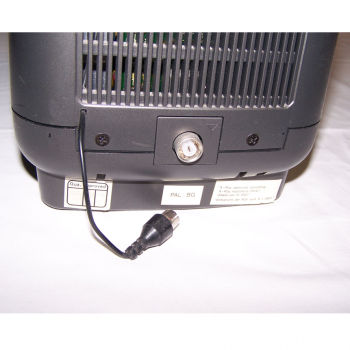 Audio, Video & Foto - Mini Color TV - hinten