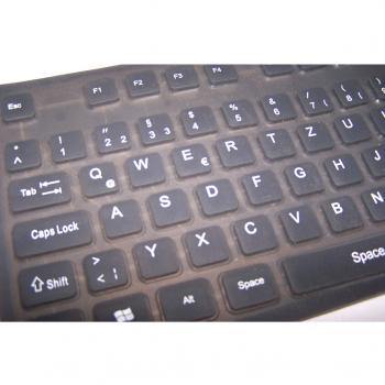 Büro - IT & Kommunikation - Flexible Tastatur QWERT