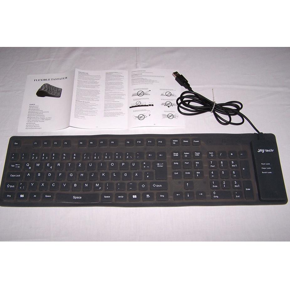 Büro - IT & Kommunikation - Flexible Tastatur