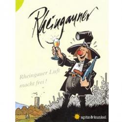 Literatur - Comics - Rheingauner - Rheingauer Luft macht frei!