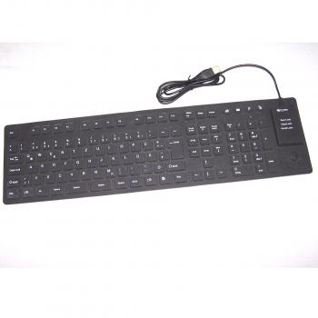 Büro - IT & Kommunikation - Flexible Tastatur General Keys, flach