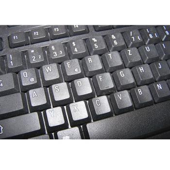 Büro - IT & Kommunikation - Funk-Tastatur mit Funkmaus QWERTZ