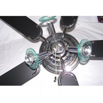 Licht-Wetter - Deckenventilator mit Leuchte - Detail