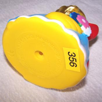 Souvenirs - Bodensee-Entchen 10erSet nummeriert von 350-359