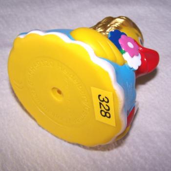Souvenirs - Bodensee-Entchen 5erSet nummeriert von 325-329