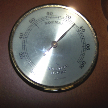 Haushalt/Wetter - Messen & regeln - Mechanische Wetterstation - Hygrometer