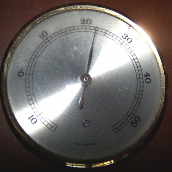 Haushalt/Wetter - Messen & regeln - Mechanische Wetterstation - Thermometer