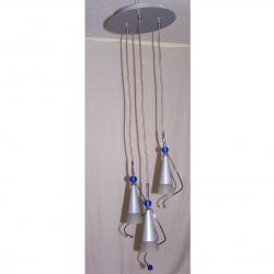 Licht - Decken-Hängelampe mit passender Wandlampe
