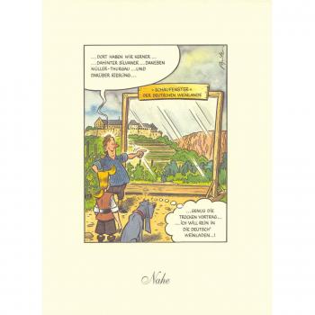 Kunstdruck - KARL - Nahe