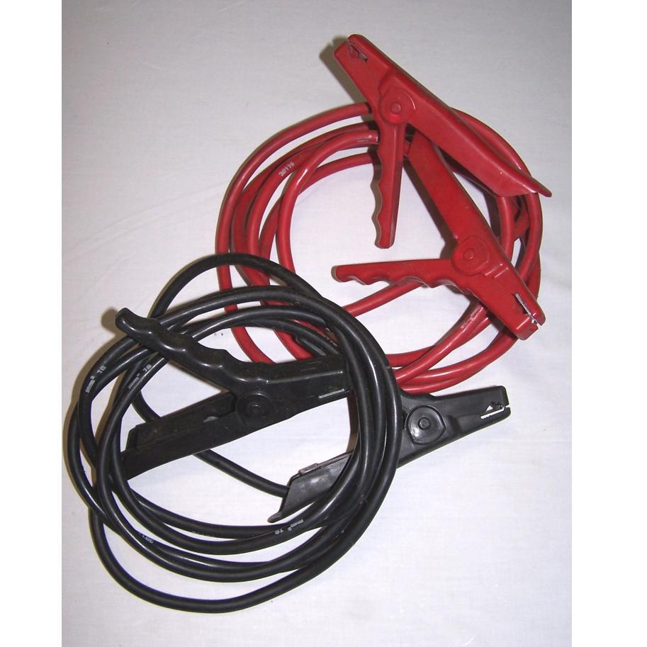 Auto - Starthilfekabel für Autobatterie