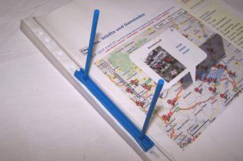Büro - Ablage & Archiv - Dokumenten-Bündler - Dokumente