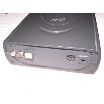 Büro - IT & Kommunikation - iomega CDRW Lese-/Brenngerät Anschlüsse Rückseite