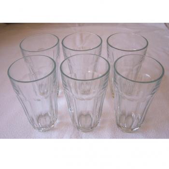 Haushalt - servieren - Long Drink Gläser 6er-Set