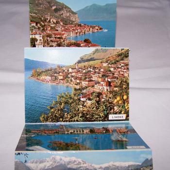 Souvenirs - Minifoto-Leporello Gardasee - Fotobeispiele