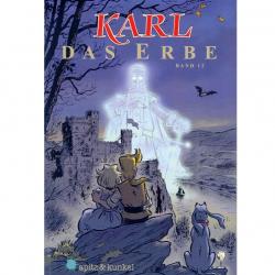 Literatur - Comics - KARL-Comic Band 12 - Das Erbe