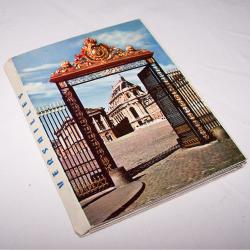Souvenirs - Minifoto-Leporello von Versailles
