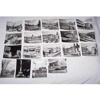 Souvenirs - Minifoto-Set Berlin - Motive