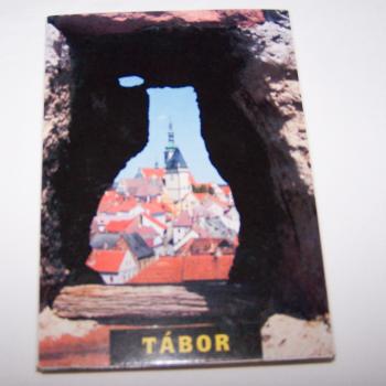 Souvenirs - Minifoto-Leporello Tabor