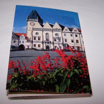Souvenirs - Minifoto-Leporello Tabor - Rückseite