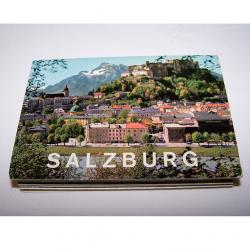 Souvenirs - Minifoto-Leporello Salzburg