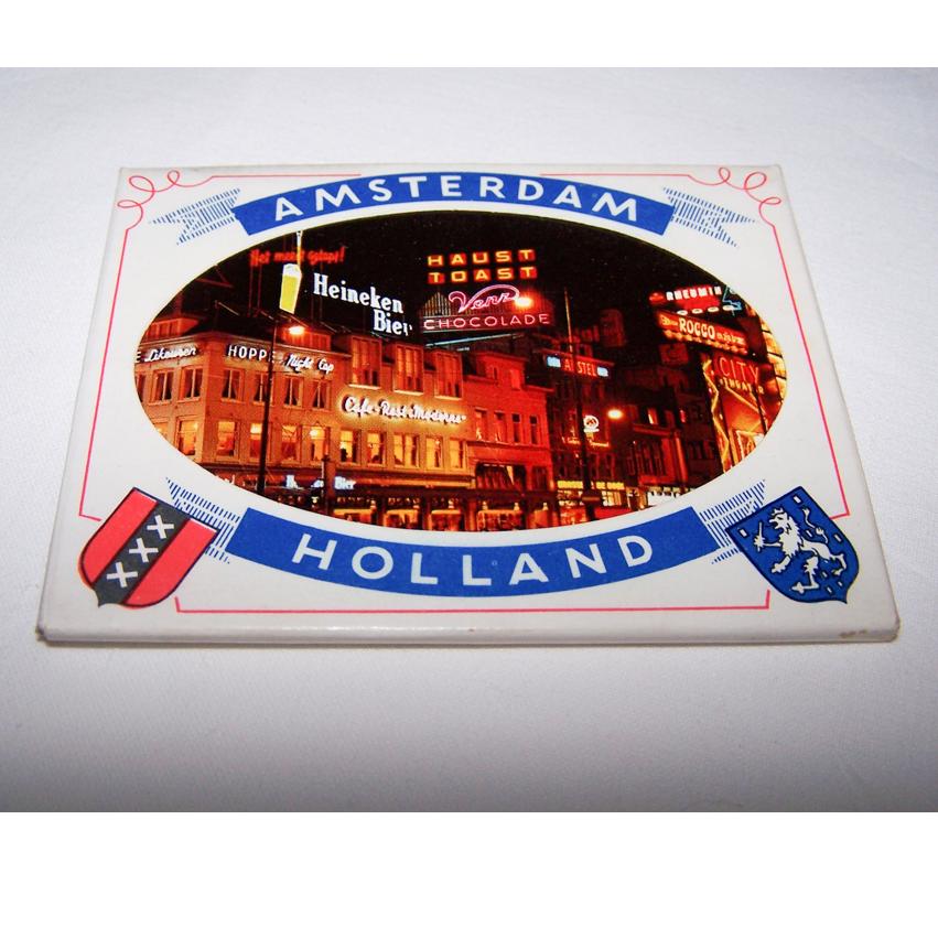Souvenirs - Minifoto-Set Amsterdam