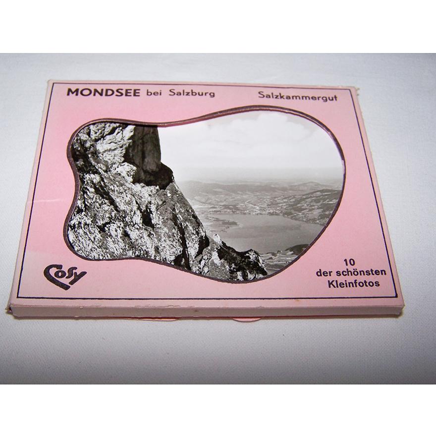 Souvenirs - Minifoto-Set Mondsee