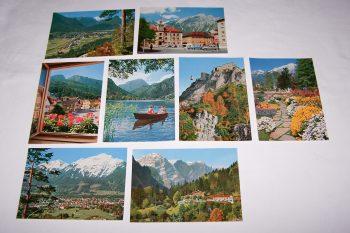 Souvenirs - Minifoto-Set von Bad Reichenhall - Motive
