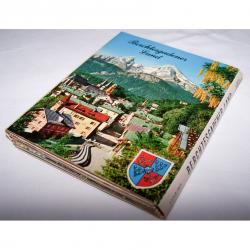 Souvenirs - Minifoto-Leporello Berchtesgadener Land