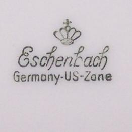 Haushalt - servieren - Sammeltassen - Eschenbach - Manufakturstempel
