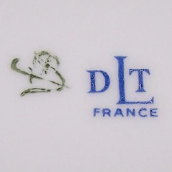 Haushalt - servieren - Sammeltassen - DLT France - Manufakturstempel