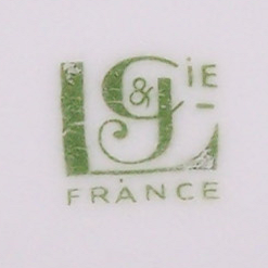 Haushalt - servieren - Sammeltassen - LJ & Cie France - Manufakturstempel